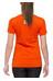 Norrøna /29 t-shirt Dames Cotton oranje